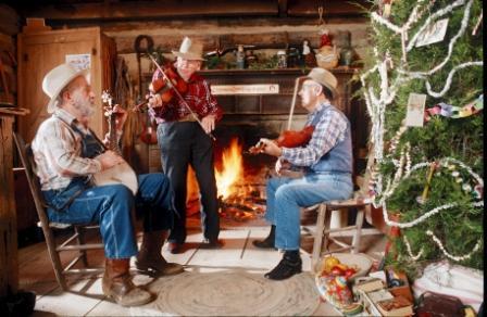 9) Christmas in Old Appalachia