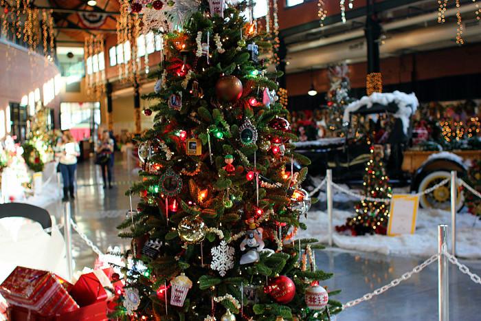 2. Holiday spirit