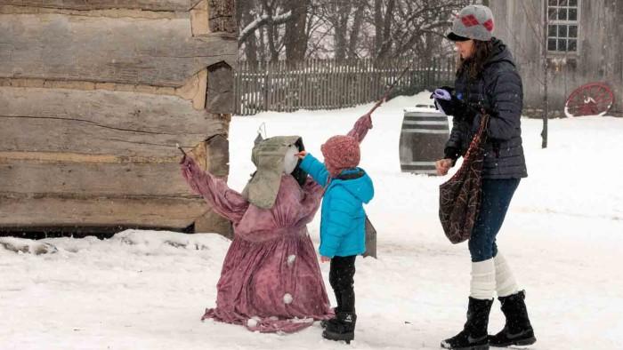 4. Conner Prairie Interactive History Park