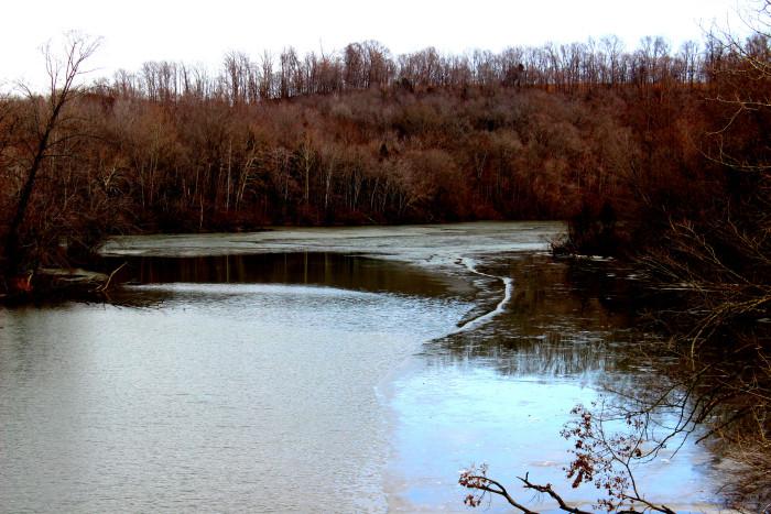 13) Cumberland River