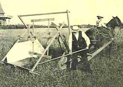 5. Raphine (Rockbridge County): Cyrus McCormick's Mechanical Grain Reaper