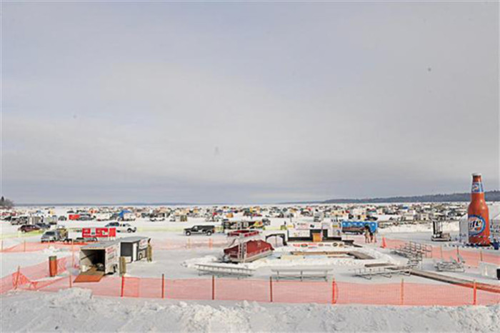 5. Go to a festival every season. In the winter try the International Eelpout Festival!