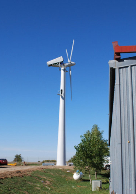 """100kw Wind Turbine."""
