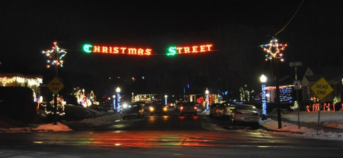 7. Christmas Street, Sugarhouse
