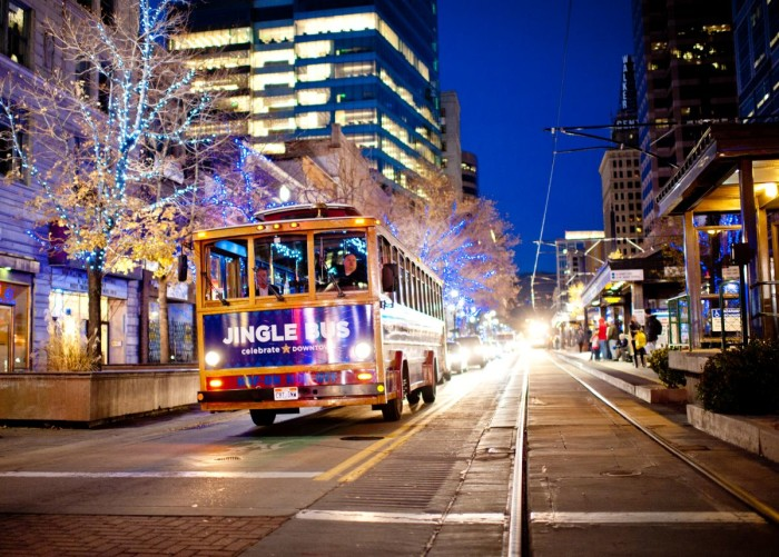 8. Jingle Bus, Salt Lake City