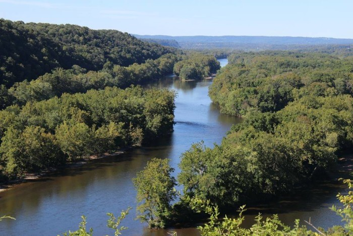 18. Have an adventure on the Delaware.