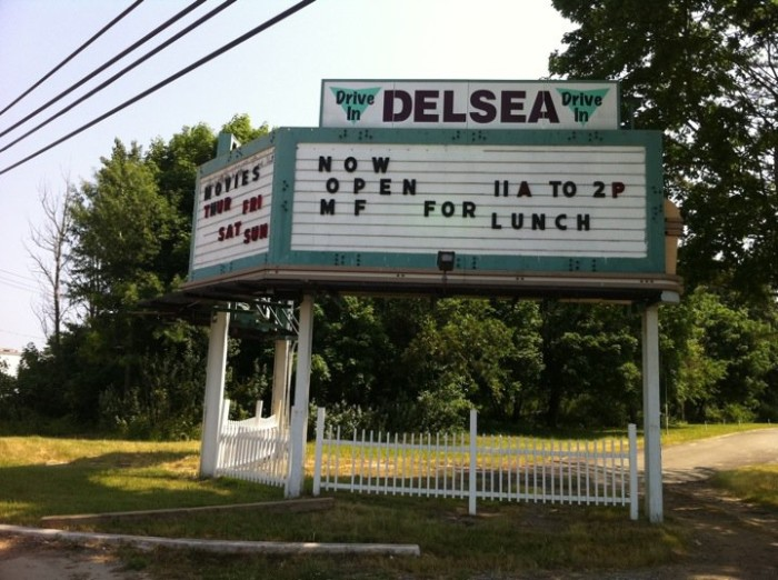 17. Head to Delsea Drive-In and catch a flick.