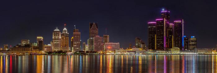 7) Detroit