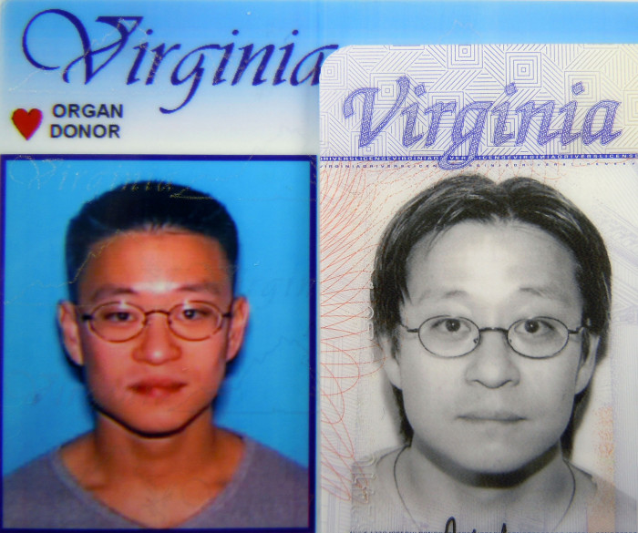 9. The DMV finally gave us something to smile about.