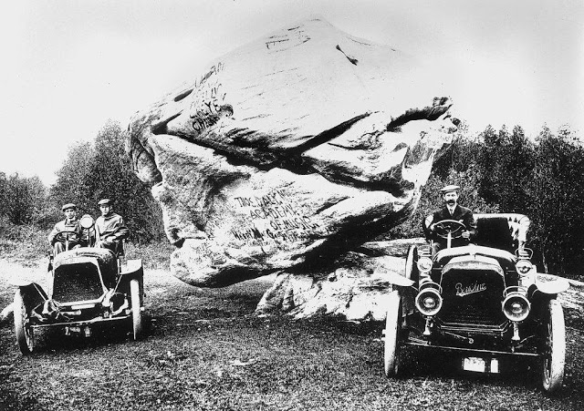 1. Buried Chests at Balance Rock, Pittsfield