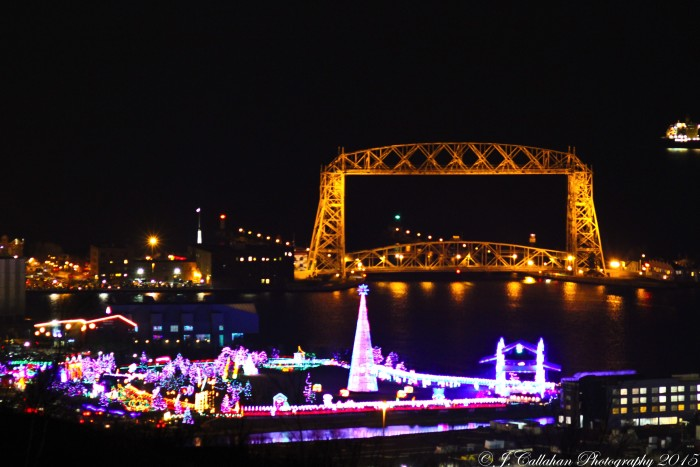 5. And our light displays are equally as epic!