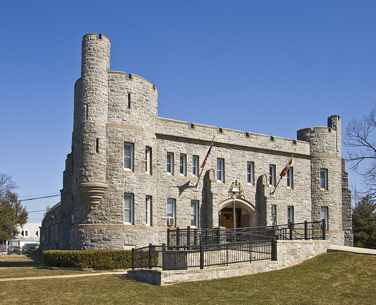 12 Castles That Are Hiding In Maryland