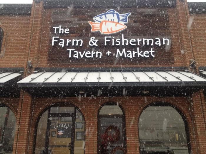 11. The Farm And Fisherman Tavern + Market, Cherry Hill