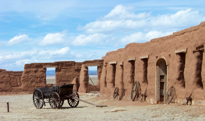 17. Fort Union National Monument