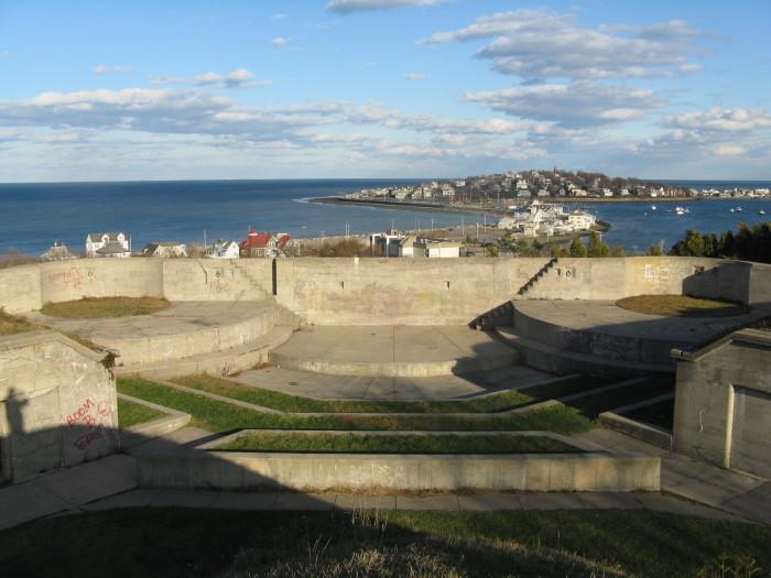 9. Fort Revere, Hull