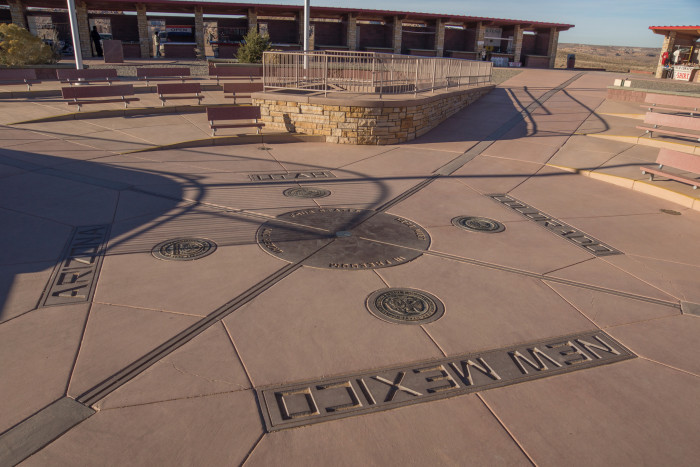 18. Four Corners National Monument
