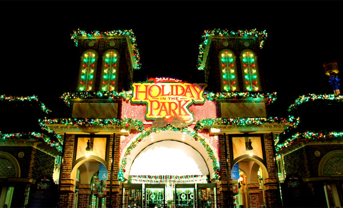 3. Six Flags Holiday In The Park - 275 Riverside Pkwy, Austell, GA 30168