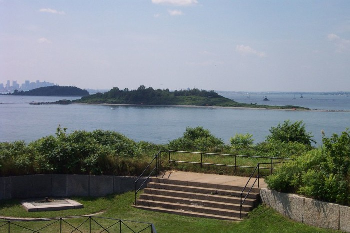 7. Gallops Island