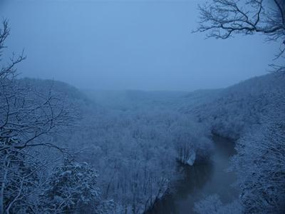 1. Green River Bluffs at Mammoth Cave