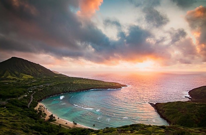 1) Hawaii is perhaps one of the most gorgeous places in the world.