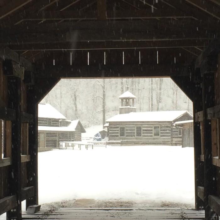 Dickens Era Christmas Carolers Wood Standups Woodworking: 12 Of The Best Christmas Celebrations In West Virginia