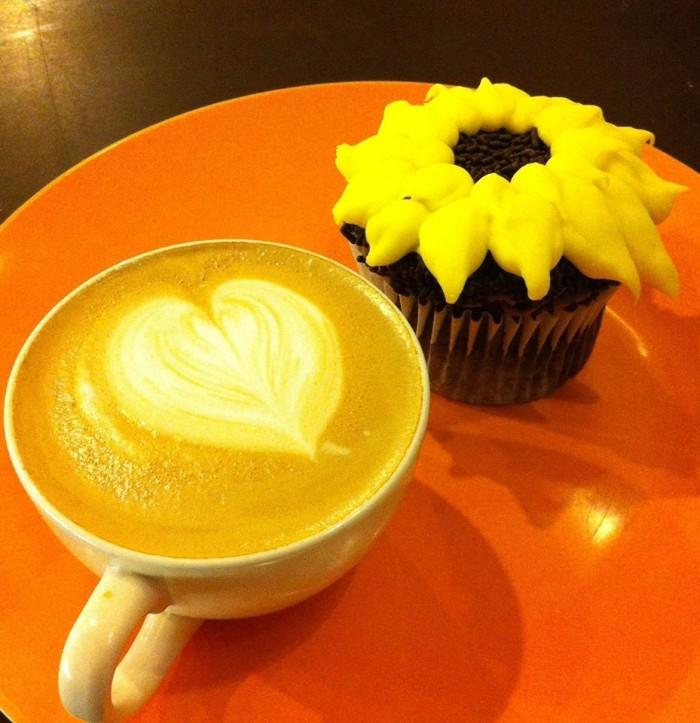 Highland Coffee Company food.