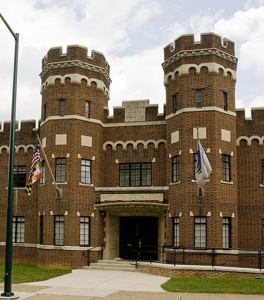 9) Hagerstown Armory, Hagerstown