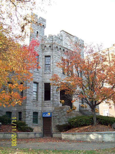 7) Hyattsville Armory, Hyattsille