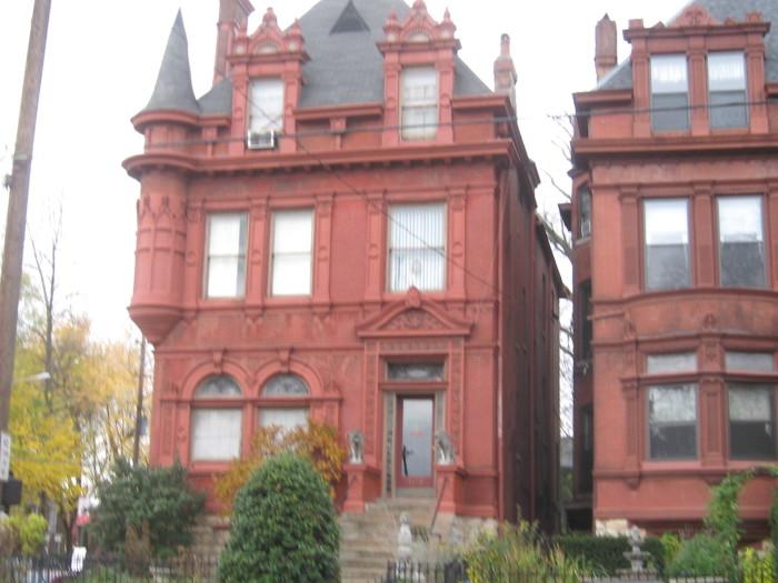 19. Classic red brick