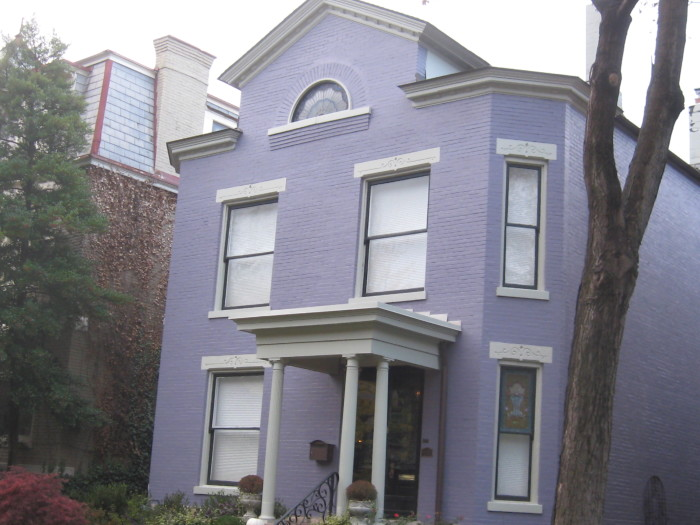 13. Shades of purple
