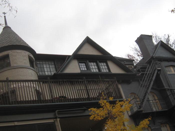 9. Balcony