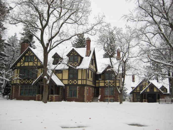 1. Tour the elegant interior of the Campbell House in Spokane.