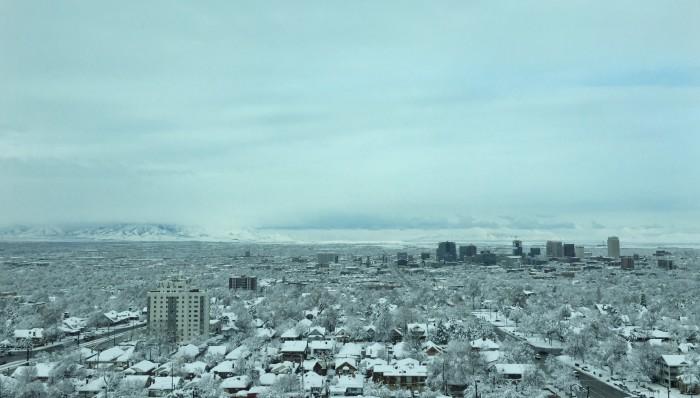 12. Salt Lake City