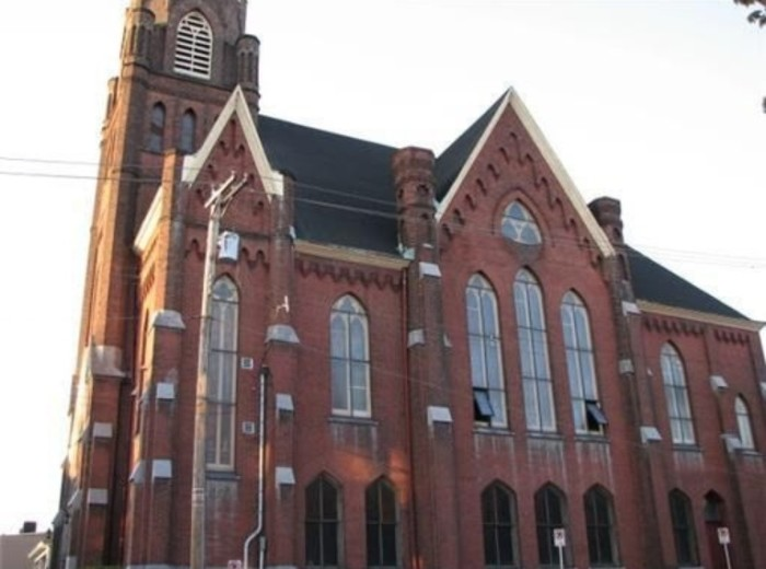 7. Converted Church House, Lawrenceville