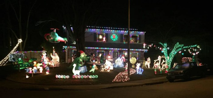 JOhnston Christmas Wonderland
