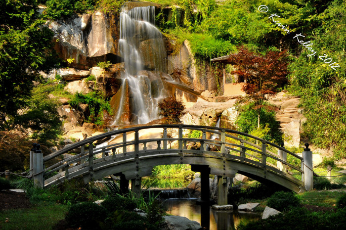 2. The Japanese Gardens at Maymont Park, Richmond