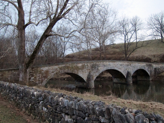 11) Antietam National Battlefield