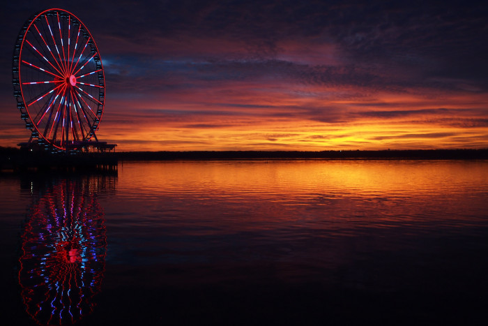 5) National Harbor