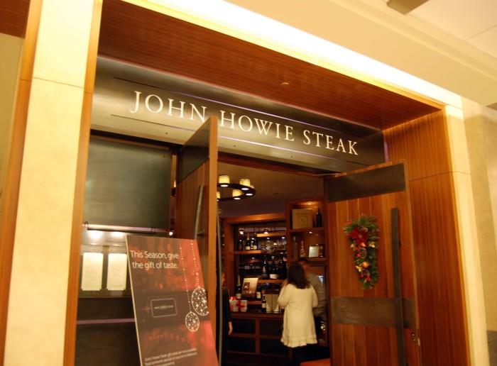 4. John Howie Steak, Bellevue