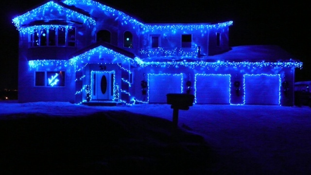 decor lighting anchorage. 3  Blue And Classy The 8 Best Places To See Christmas Decorations In Alaska