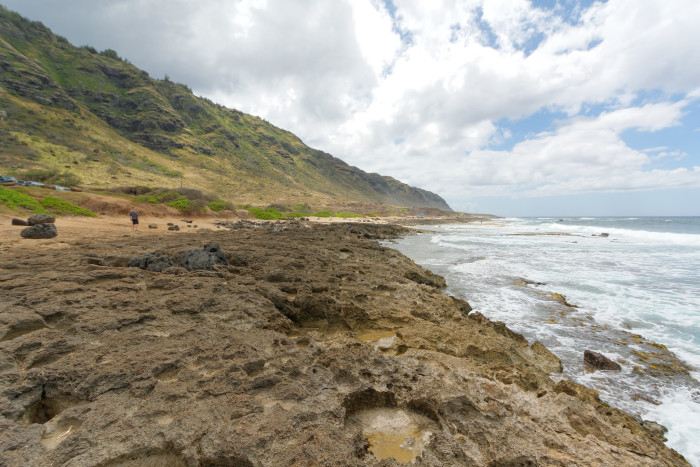 7) Kaena Point