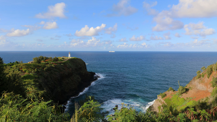 10) Kilauea Point National Wildlife Refuge