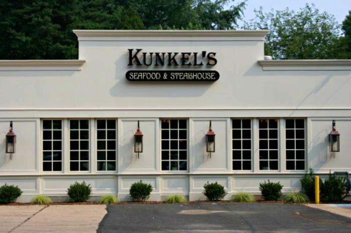 3. Kunkel's Seafood & Steakhouse, Haddon Heights