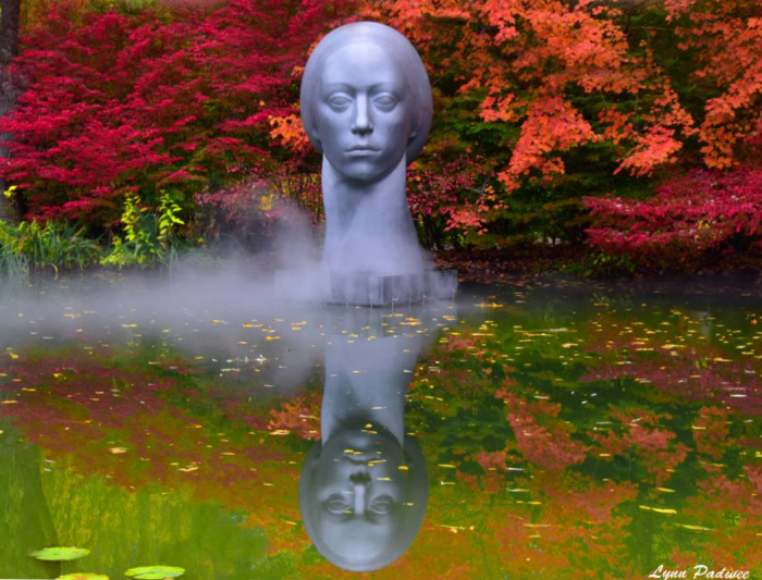 14. How perfect is this shot? Taken at Grounds for Sculpture by Lynn Padwee.
