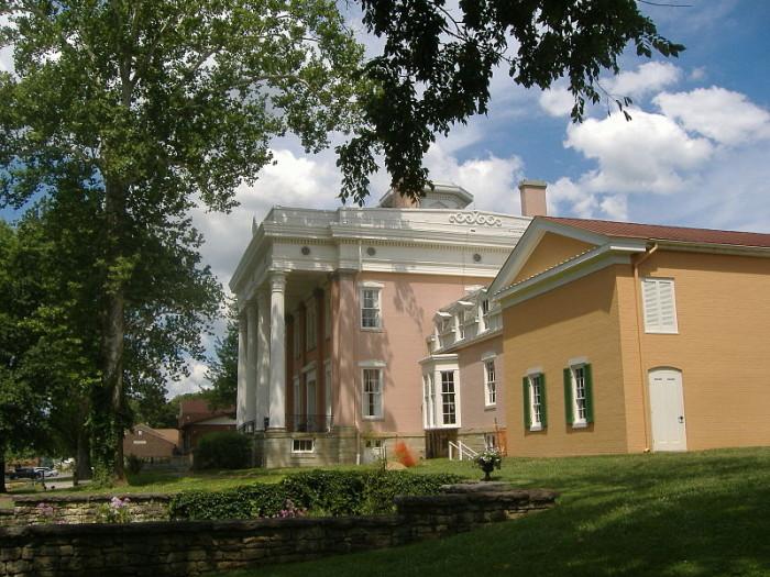 1. The Lanier Mansion