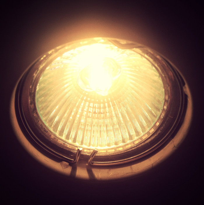 6. Light is warmth