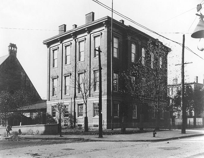 6. Charleston wasn't always the capital. The first capital of the state was Wheeling from 1863 until 1870. Then it was moved to downtown Charleston. Then it was moved back to Wheeling. Then it moved back to Charleston, where it remains today.