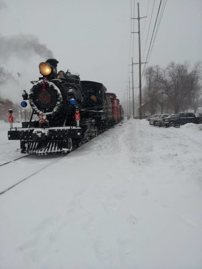 6) Little River Railroad, Coldwater