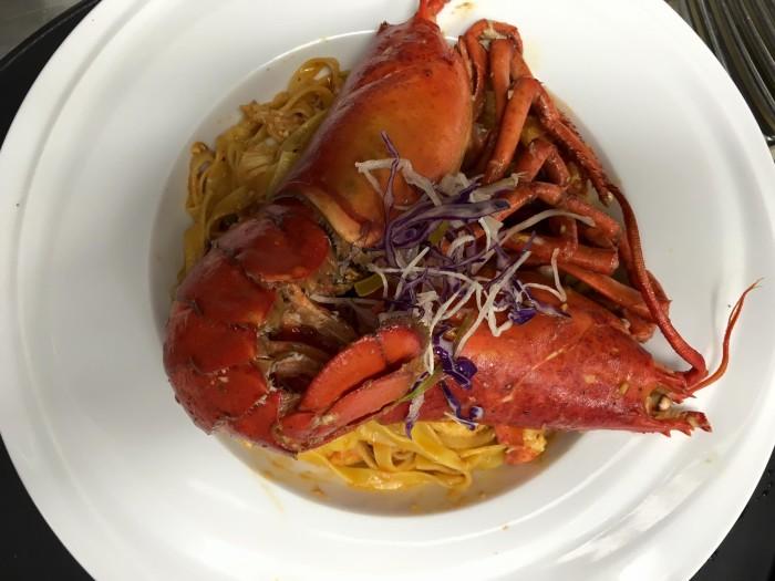 LobsterPasta