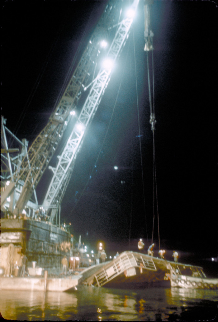 9. MV George Prince Ferry Disaster 1976